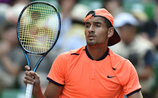 Kyrgios battling to be fit for Australian Open