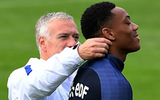 France v Scotland: Last chance for stars to impress Deschamps