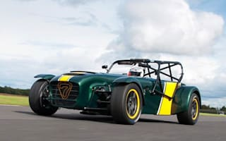 Caterham reveals new face-bending tool
