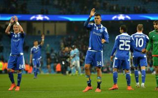Rebrov: Kiev proved worthy of knockout spot