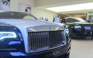 Rolls-Royce have installed a unique anti-theft device