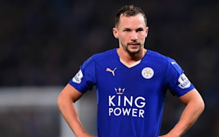 Drinkwater relaxed over Leicester future