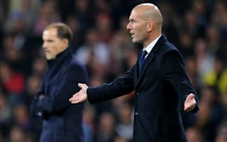 Zidane 'angry' as Real Madrid let top spot slip