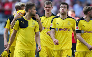 Dortmund's dominance counted for nothing - Tuchel