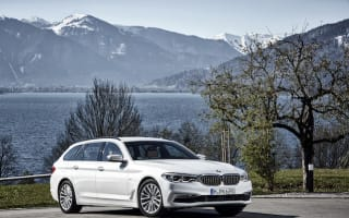 First Drive: BMW 520d Touring