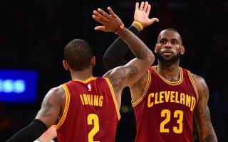 Irving, Lillard star as Spurs win