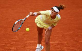 Muguruza overpowers Stosur to reach maiden Roland Garros final