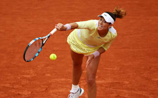 Muguruza overpowers Stosur to reach maiden Roland Garros final