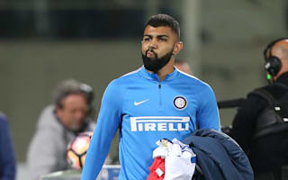 Gabigol apologises after 'thoughtless' Inter walk-out