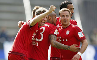 Bundesliga Review: Bayern made to wait for title despite win over Hertha