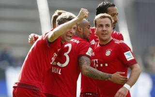Bundesliga Review: Bayern made to wait for title despite win over Hertha