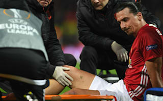 Mourinho: Manchester United in trouble after Ibrahimovic and Rojo injuries