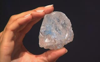 World's largest diamond goes on sale