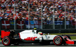 Gutierrez thrilled to take next Haas step
