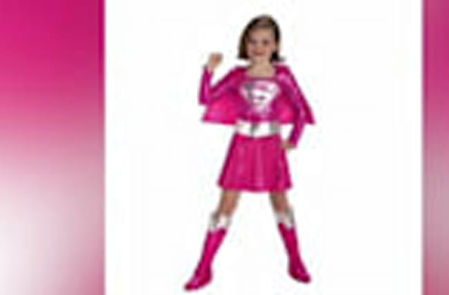 Superheroes Beat Princesses for Most Popular Halloween Costume