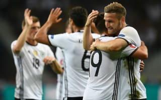 Mustafi the makeshift hero in Germany's nervy opening night