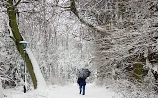 Britain set for coldest weekend of year