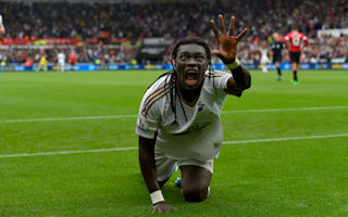 Curtis hoping to keep Gomis at Swansea