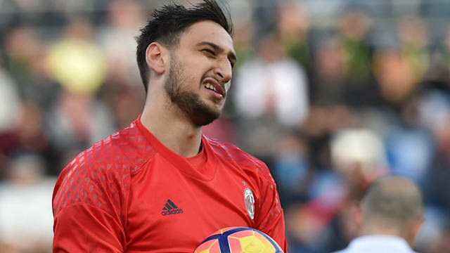 Man Utd target Donnarumma to discuss new AC Milan deal