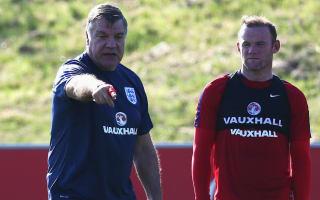 Rooney praises enthusiasm of fallen Allardyce