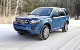 First drive review: 2013 Land Rover Freelander