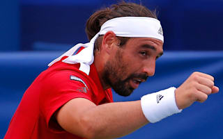 Baghdatis ousts Berdych in Halle, Troicki bows out