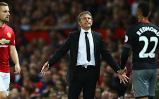 Puel 'regrets' missed opportunities against United