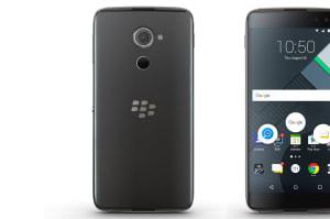 Blackberry lanza el DTEK60, su tercer modelo con Android