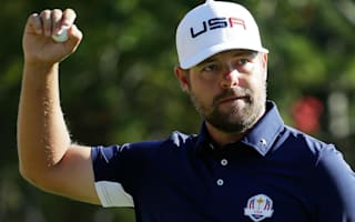 Moore reflects on 'crazy, incredible' Ryder Cup
