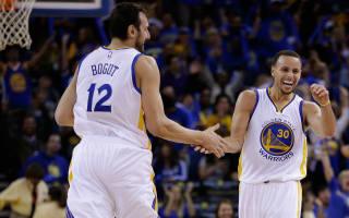 'Unbelievable' Curry even better than last season - Bogut