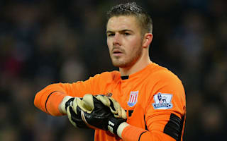 Butland aims to replace Hart for England