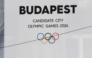 Budapest to withdraw Olympic bid