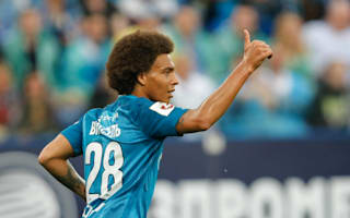 Witsel casts doubt on January Juventus switch