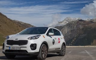 Living with a Kia Sportage: Second report