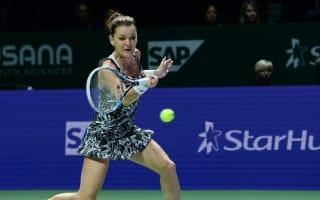 Radwanska: Kerber semi-final will be 50-50