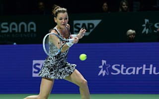 Radwanska: Kerber semi-final will be 50-50