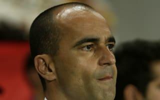 Martinez congratulates history-maker Benteke