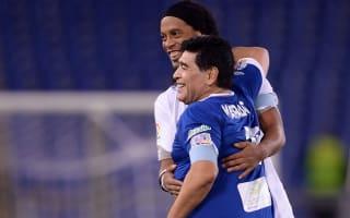 Brazil great Ronaldinho considering three contracts