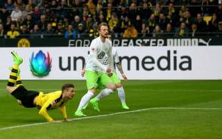 Borussia Dortmund 3 Wolfsburg 0: Piszczek stars with Yellow Wall absent
