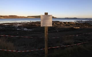 Scientists discover 'cancer cluster' near contaminated beach in Scotland