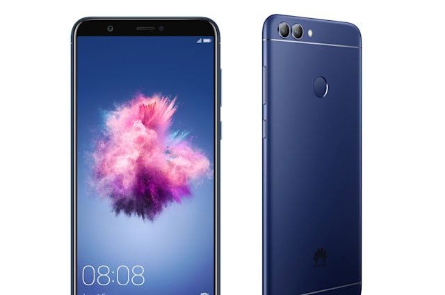 Huawei tiene nuevo modelo barato y de grandes prestaciones