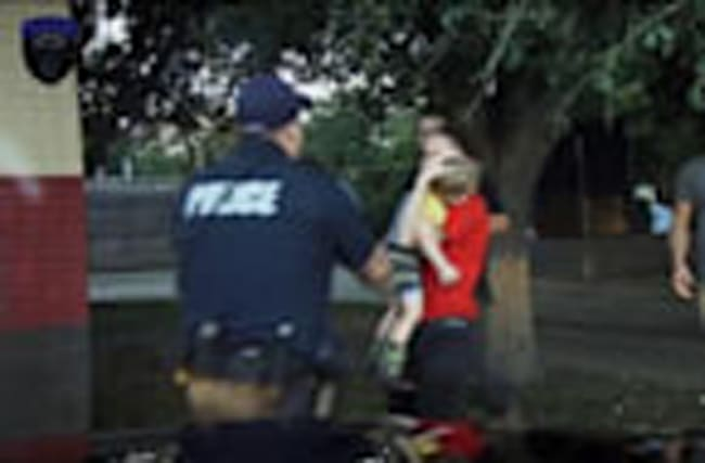 TX Officer Saves Life of Unresponsive 3-Year-Old