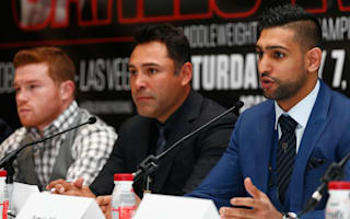 Froch lauds 'ballsy' Khan for taking on Alvarez