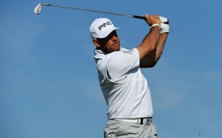 Westwood well positioned after tight first round