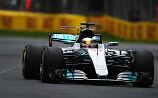 Wolff says Hamilton 'in a league of his own'