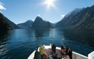 New Zealand named world's best tourist destination
