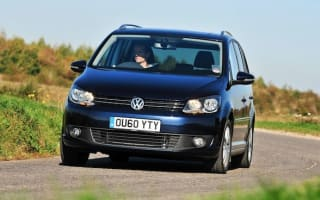 First drive: Volkswagen Touran