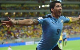 Suarez: Uruguay showed rebellion and character