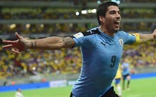 Suarez: Uruguay showed rebellion and character