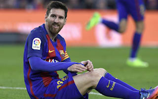 Luis Enrique riled by Messi substitution talk
